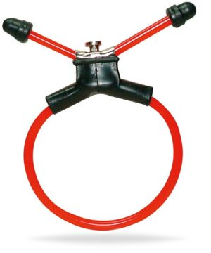 Red Sling Cock Ring
